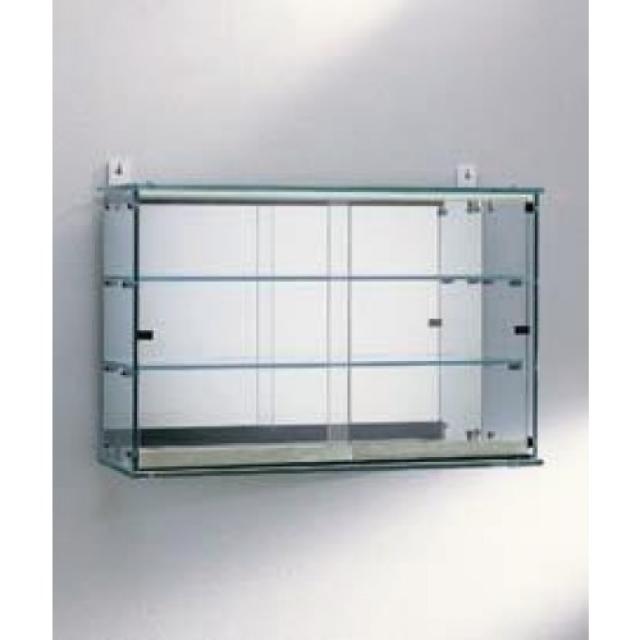 Vetrinette espositive da parete eleganti funzionali di for Ikea vetrine in vetro