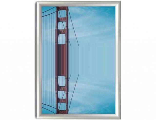 Cornice a scatto con angoli acuti dimensioni a5 15x21 cm - Porta messaggi ...