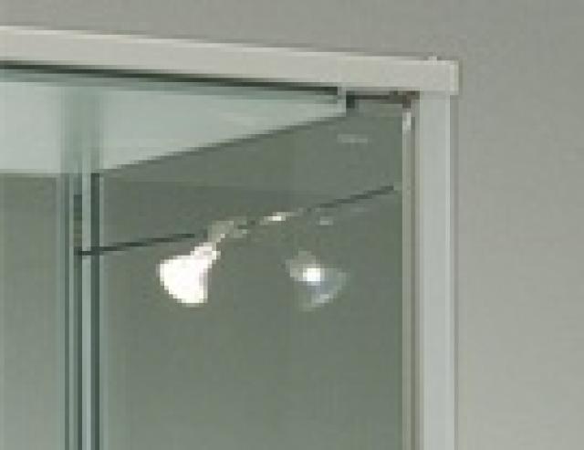 Fari kit illuminazione per vetrinetta idea