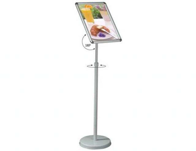 Legg o telescopic altezza regolabile a3 verticale - Porta messaggi ...