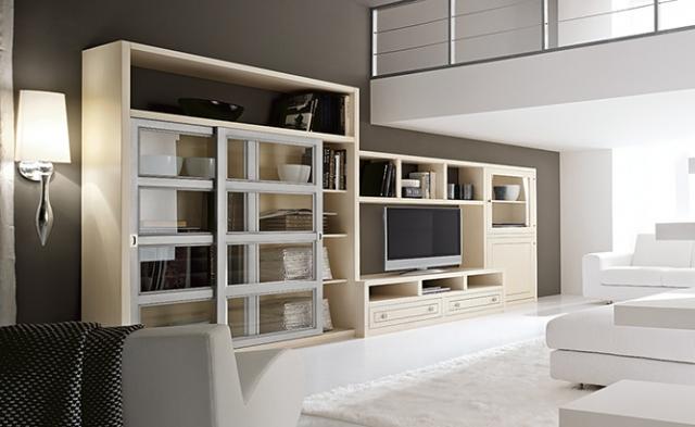 Utilizzare mobili moderni su misura per valorizzare gli ambienti